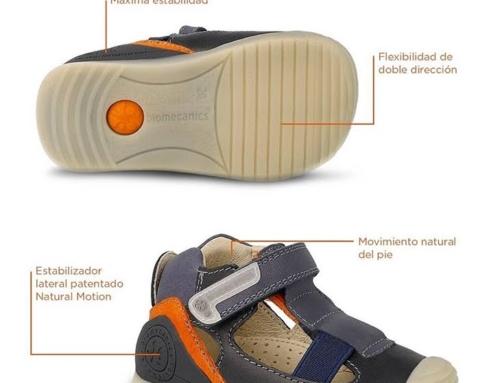 Biomecanics sandalia